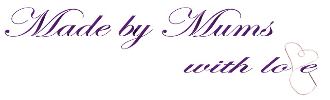 Made By Mum With Love - www.madebymumswithlove.com