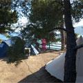 Tossa de Mar, Costa Brava, Campsite Cala Llevado