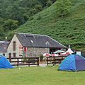 Loch Lomond, Beinglas Campsite