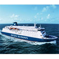 DFDS Seaways, Newcastle to Amsterdam