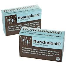 Nonchalante Underarm Pads