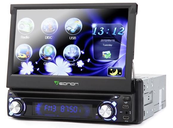 Eonon G1310 1 Din Car GPS