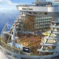 Royal Caribbean, Oasis of the Seas Caribbean Cruise