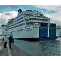 DFDS Seaways, Princess of Norway, Bergen