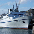 Classic International Cruises MV Arion