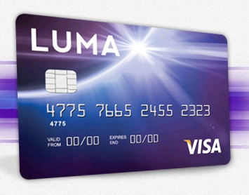 Luma Credit Card - www.luma.co.uk