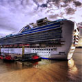 Princess Cruises, Crown Princess Transatlantic