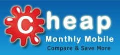 Cheap Monthly Mobile - www.cheapmonthlymobile.co.uk