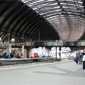 York Railway Station, England
