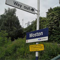 Moston Train Station