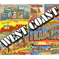 West Coast, USA