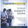 SaphenaACTIVE Flight Socks