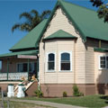 New South Wales, near Brisbane, Port Macquarie Backpackers
