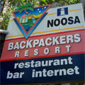 Queensland - Noosa Backpackers Resort