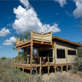 Wilderness Safaris, Kalahari Plains Camp