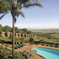 Kenya , Mara Serena Lodge