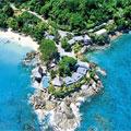 Mahe Island, Sunset Beach Hotel