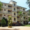 Goa, Calangute, Colonia de Braganza