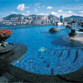 Hong Kong, Harbour Plaza Hotel