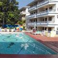 Goa, Candolim, Sunshine Park Hotel