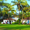 Goa, Cavelossim Beach, Dona Sylvia Beach Resort