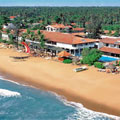 Negombo, Hotel Sea Shells