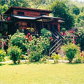 Guanaja Bay Island, Bo Bush's Island House