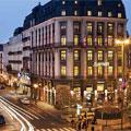Brussels, Brussels Marriott Hotel