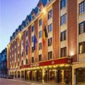 Brussels, Hotel Windsor