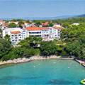 Krk, Hotel Koralj
