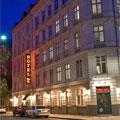 Copenhagen, Hotel Tiffany