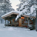 Lapland, Kakslauttanen Hotel and Igloo Village