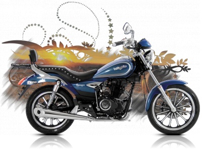 Lexmoto 125cc Ranger