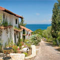 Loggos, Glyfada Beach Villas