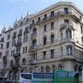 Hungary, Budapest, City Hotel Matyas