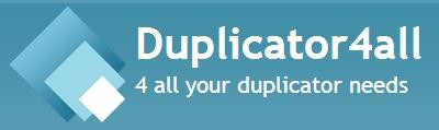 Duplicator4all - www.duplicator4all.com