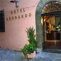 Pisa, Hotel Leonardo