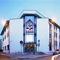 Latvia, Riga Dodo Hotel