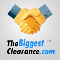 TheBiggestClearance - www.thebiggestclearance.com