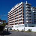 Monte Gordo, Hotel Alcazar