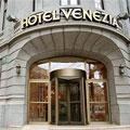 Romania, Bucharest, Hotel Venezia