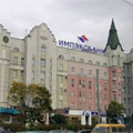Moscow, Hostel Novy Arbat