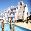 Portinatx, Paradise Beach Aparthotel