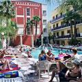 Lloret De Mar, Hotel Cleopatra