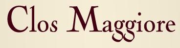 Clos Maggiore