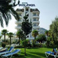 Santa Susana, Hotel Don Angel