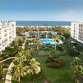 Huelva, Aparthotel Oasis Islantilla