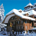 Kandersteg, Victoria Ritter Hotel