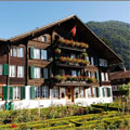 Interlaken, Hotel Chalet Swiss