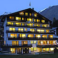Saas Fee, Hotel Alpin